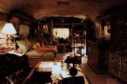 Intérieur de la caravane 03