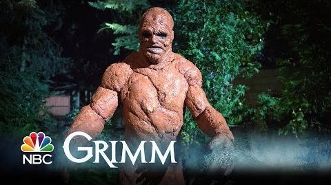 Grimm - Creature Profile Golem (Digital Exclusive)
