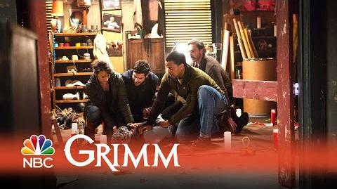 Grimm - Unmasking the Man (Episode Highlight)