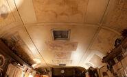 Plafond de la caravane