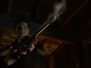 219-Nick shooting the Sauver Sa Peau bullet