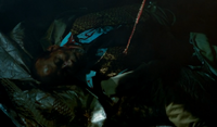 301-Baron Samedi dead