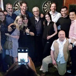 Grimm Last Day of Filming S5