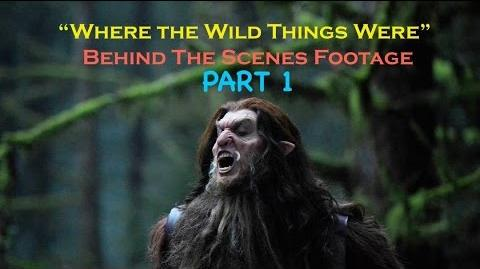 """""""Where the Wild Things Were"""" Behind the Scenes Video (1 of 2)"""