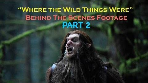 """""""Where the Wild Things Were"""" Behind the Scenes Video (2 of 2)"""