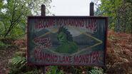508-Lake Monster sign