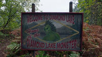 508-Lake Monster sign