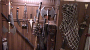 Weapons Cabinet BTS