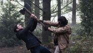 Nigel Edmund pelea con Nick -Wiki Grimm