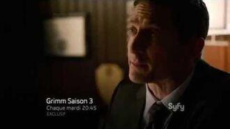 Grimm S3 bande annonce 2