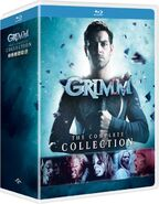 Complete Collection Re-release Blu-ray