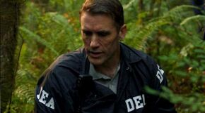 DEA Agent Langford