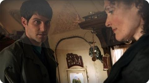 Grimm - Nick's Mom Tells All