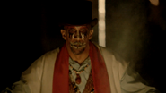 222-Baron Samedi about to set zombies loose