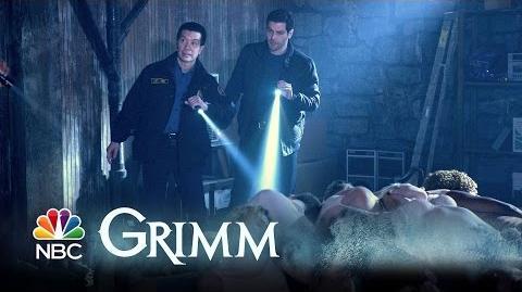 Grimm - Let Sleeping Varme Tyv Lie (Episode Highlight)