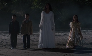 209-La Llorona with children