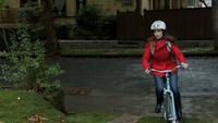 Juliette vélo maison 1x09