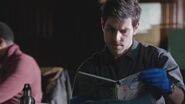 319-Nick looks at Trubel's diary