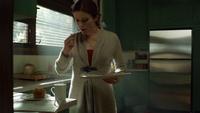 Juliette petit-déjeuner journal maison 1x05