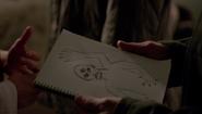 604-Haley's drawing of El Cuegle