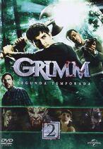 Segunda temporada DVD (R2)