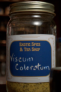 207-Viscum coloratum