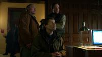 Bud Arnold John poste de police témoignage 1x19
