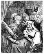 Dornroeschen Gustave Dore
