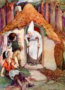 Haensel und Gretel anne anderson