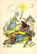 Wolf und die sieben Ruth Koser Michaels 4