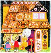 Haensel und Gretel Felicitas Kuhn pappbilderbuch 03