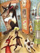 Wolf und die sieben geisslein Smajic-4