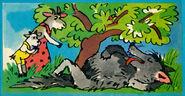 Wolf und die sieben Dagmar Kunze 1978 5