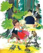 Haensel und Gretel Felicitas Kuhn Schreiber Verl 13