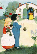 Haensel und Gretel Margaret Evans Price 1916 2