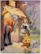 Haensel und Gretel Rene Cloke 2