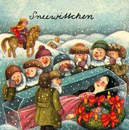 Schneewittchen Brigitte Schleusing 1985