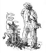 Bauer und Teufel Maria Houben