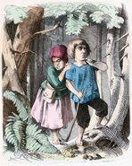 Haensel und Gretel Ignaz Stoelzle 1