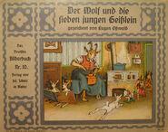 Wolf und die sieben Eugen Osswald