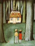 Haensel und Gretel Anthony Browne 1981
