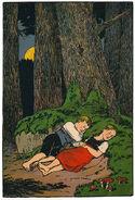 Haensel und Gretel Franz Mueller-Muenster 2