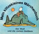 Der Wolf und die sieben jungen Geißlein (Petra-Gundula Kurze)