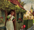 Rotkäppchen (Otto Kubel)