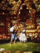 Haensel und Gretel Scott-Gustafson