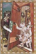 Wolf und die sieben unbekannt