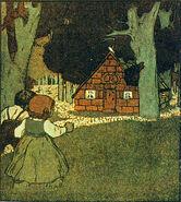 Haensel und Gretel Albert Weisgerber 1901