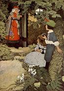 Haensel und Gretel Ethel Franklin Betts