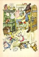 Wolf und die sieben Ruth Koser Michaels 2