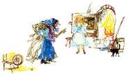 Haensel und Gretel Victor Ambrus 2